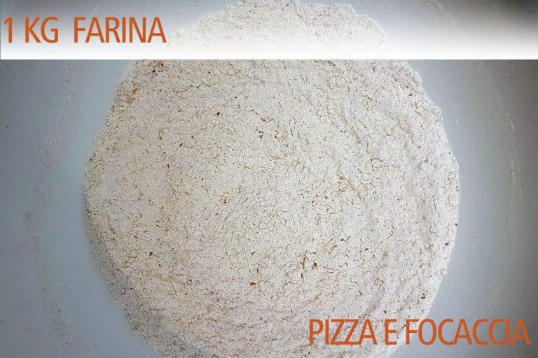 pizza bonci farina 1 kg
