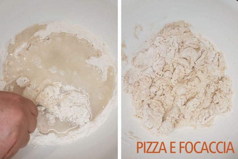 pizza bonci impasto