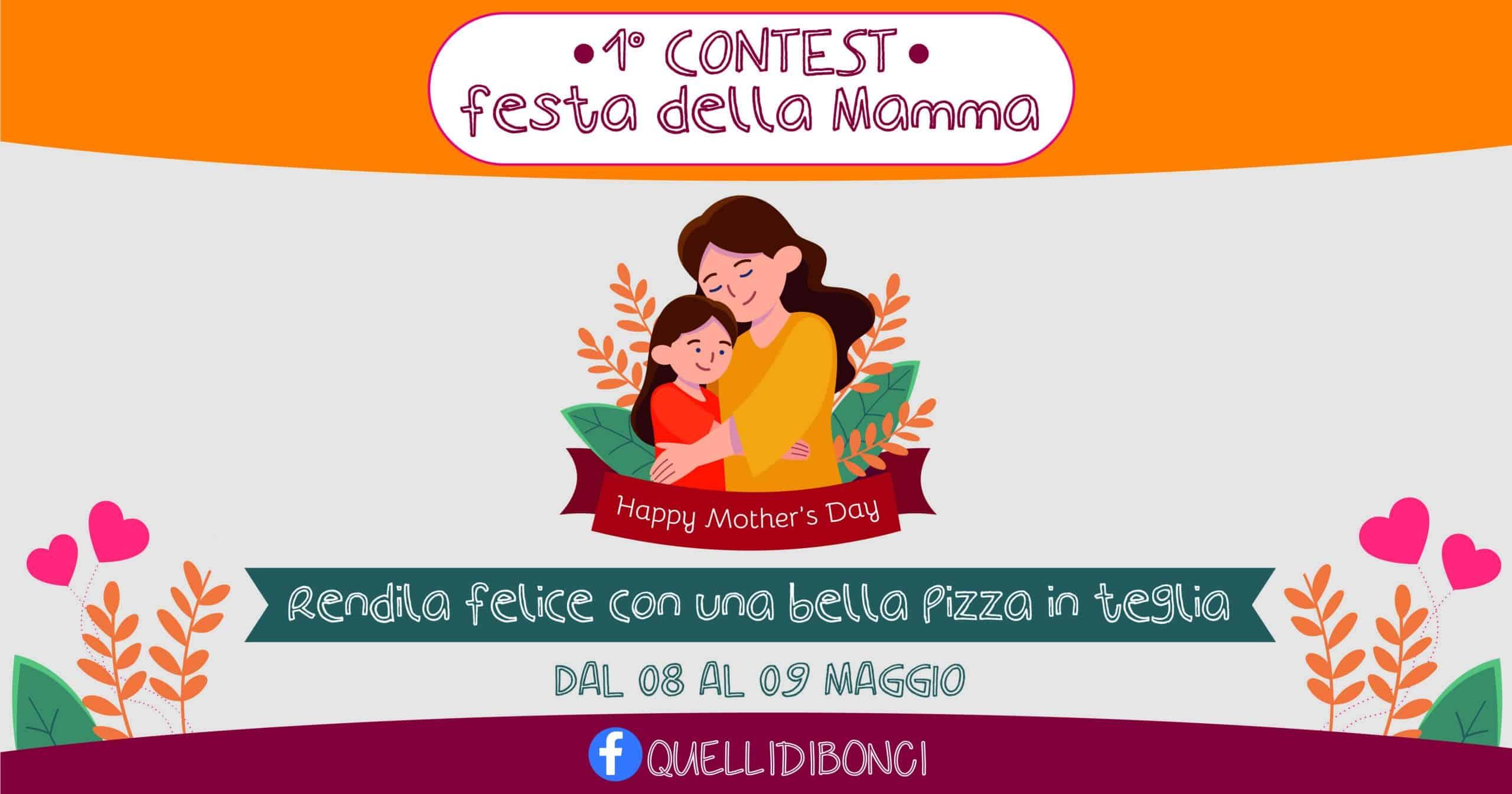 1° CONTEST FESTA DELLA MAMMA 01