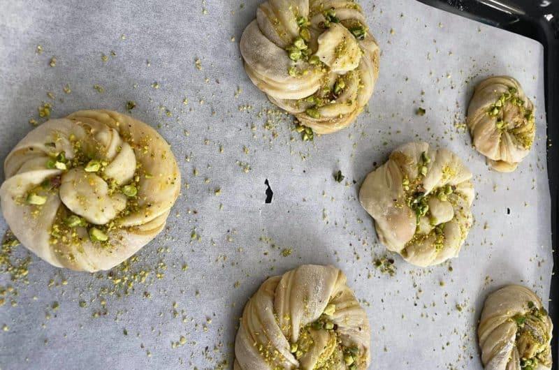 Pan brioche al pistacchio ricetta